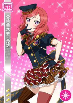 School Idol Tomodachi - Cards Album: #293 Nishikino Maki SR