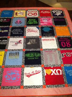 Ashleigh's Quilt