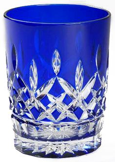 Old Fashioned Glass by Waterford Crystal