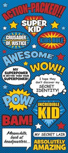 Creative+Imaginations+-+Super+Hero+Collection+-+Cardstock+Stickers+-+Super+Hero+at+Scrapbook.com