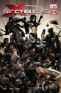 X-Force (2008-2012) #2 - Comics by comiXology