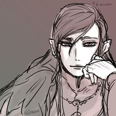 Fëanor - Sharp as Ice, Bright as Fire