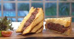 Receitas: Faça Fácil: Sanduíches fáceis e deliciosos | Academia da Carne Friboi