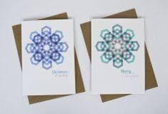 New Christmas card designs