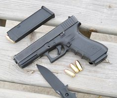 Glock handguns are the preferred autoloading pistol for law enforcement and personal protection, learn why today!