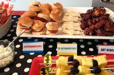 Simply Sarah Style: Super Hero Birthday Party Recap