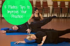 These 5 Pilates tips from STOTT Pilates will help beginners, pros, and everyone in between!