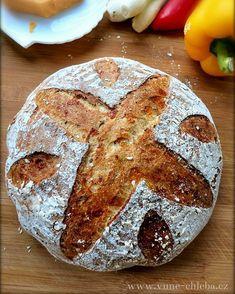 Chléb se sýrem – pan Kropáček – Vůně chleba