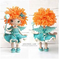 Кокетничает#olyaka_lab#кукольнаялабораторияоля_ка #olyaka_lab#кудряшкиоляки Color Shapes, Doll Hair, Cute Dolls, Amigurumi Doll, Crochet Dolls, Handmade Toys, Girl Dolls, Puppets, Kids Toys