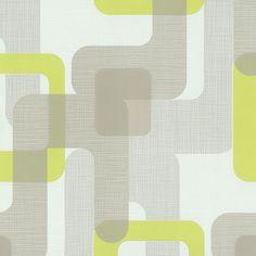 Novara Green Retro Wallpaper Paste the Wall Textured Vinyl 13460-40 in Home, Furniture & DIY, DIY Materials, Wallpaper & Accessories   eBay