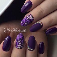 2,391 вподобань, 10 коментарів – Маникюр Ногти Nails (@nails_masters) в Instagram: «Мастер ➡️ @masterova_elina _________________________ #ногти #наращиваниеногтей…»