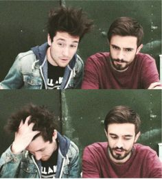 Bastille. THESE ARE THE TWO I'M IN LOVE WITH!!