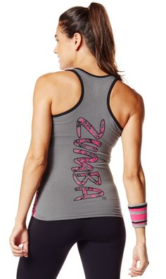 Tri-Me All-Over Racerback | Zumba Wear