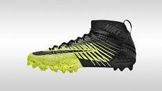 """Nike News - Nike Football Accelerates Innovation with 3D printed """"Concept Cleat"""" for Shuttle"""