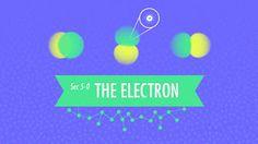 The Electron: Crash Course Chemistry #5 http://ift.tt/2xXptDO شرح كمياء عامة كورس باللغة الأنجليزية كيمياء كيمياء كراش كورس Chemistry  Crash Course 1