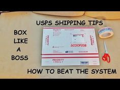 How to Ship Ebay Items Cheap Using the Post Office--Suzanne Wells