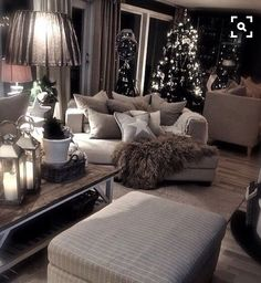 Cozy Living Room Ideas for Small Apartment - The Urban Interior Cozy Living Rooms, My Living Room, Home And Living, Living Room Decor, Living Spaces, Living Area, Style Deco, Living Room Inspiration, My New Room
