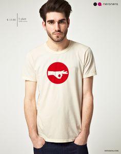 #fashion #neronera #tshirt #man http://www.neronera.com/info/graphic-design/store/il-gioco-del-buco