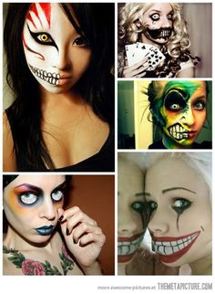 Scary Doll Costumes for Women | 18 October, 2012 in Funny , Pictures | Comment