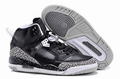 quality design 8e413 7d166 Women Nike Air Jordan 4 Retro Black Gray White Women Air Jordan 4 - Nike  official website Up to discount