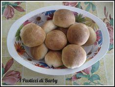 Panini allolio con la macchina del pane
