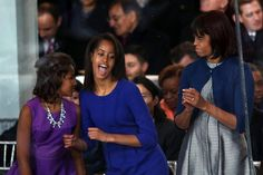 15 Moments Between Malia and Sasha Obama That Will Make You Want to Hug Your Own Sister