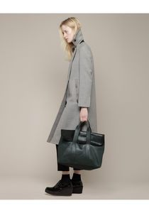 I love the 31 hour Phillip Lim bag anyway but especially in this new colour, petrol green and black!