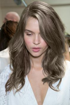 natural looking hair color light ash brown - Google Search