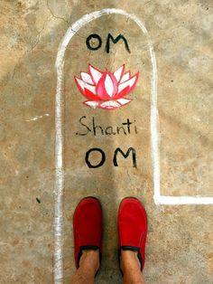 Yoga by Ella at Betty's in La Boufadora, BC (end of the meditation labyrinth)