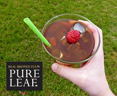 "Pure Leaf Unsweetened Iced Tea This potentially has zero calories, and mostly comprised of water. It's brewed with fresh real leaves of tea in addition to healthy compounds to boost concentration and fight diseases, as per Blatner. Do Remember to Opt the ""Unsweetened"" version."