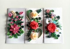 Quilling Cards, Facebook Sign Up, Crochet, Quilling, Ganchillo, Crocheting, Knits, Chrochet, Quilts