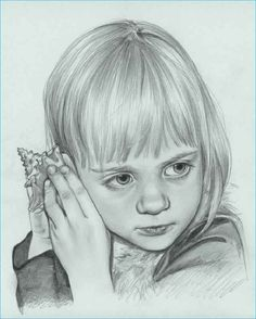 Amazing Drawings Of Portraits: Make You Crazy Pencil Drawings Portrait – 1000FunFacts.com