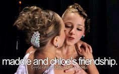 Chloe is friends with everyone on dance moms. Except, I never see a picture of her with no Dance Moms Facts, Dance Moms Girls, Dance Moms Moments, Sia Music Video, Dance Mums, Dance Photos, Dance Pictures, Chloe Lukasiak, Show Dance