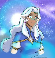 Gosh I love Allura Art Of Dan, All Art, Princess Allura, Princess Zelda, Lance Angst, 80s Voltron, Character Base, Art Memes, Queen