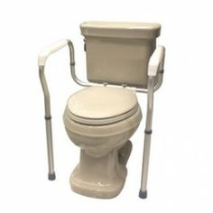 Toilet Safety Frame, non-retail - Price ( MSRP: $ 136.32Your Price: $84.57Save up to 38% ).
