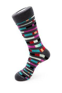 Occasional Stripe Socks