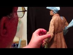 Captain John Lovewell Reduction - Day 4 - Hands and coat details today