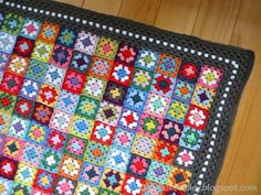 My Rose Valley: The Gypsy Blanket,  Wow!