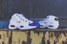 """Packer Shoes x Reebok Question """"For Players Use Only"""""""