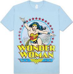 "Wonder Woman ""Star of Paradise Island"" T-Shirt"