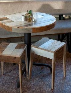 Piet Hein Eek furniture
