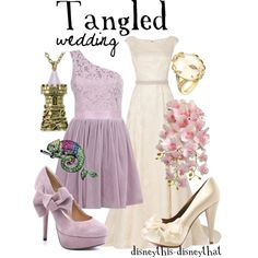 50 trendy wedding dresses disney rapunzel tangled ever after Tangled Wedding, Disney Inspired Wedding, Disney Wedding Dresses, Disney Inspired Fashion, Disney Dresses, Wedding Disney, Disney Weddings, Disneyworld Wedding, Fairytale Weddings
