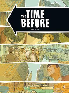 The Time before- Cyril Bonin - (août 2016) pas mal...