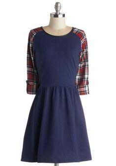25f44fba10e Sleeve It to Chance Dress - Mid-length