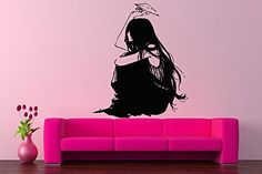 Wall Vinyl Sticker Decals Mural Room Design Pattern Anime...
