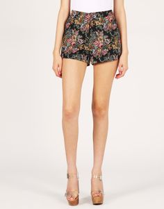 Glassons -  Tapestry Shorts with Side Pockets ($49.99)