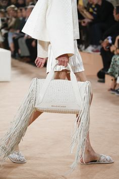 Bags from the Balenciaga Spring-Summer 2016 Fashion Show from Artistic Director of Women's Collections Alexander Wang- Watch the show now on Balenciaga.com