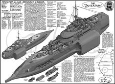Silverfish - Semi-Final Isometric by Amarynceus on DeviantArt Spaceship Concept, Concept Ships, Steampunk Ship, Silverfish, Sci Fi Ships, Navy Ships, Sci Fi Fantasy, Sci Fi Art, Dieselpunk