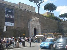 Museos Vaticanos, Roma, Italia (2014)