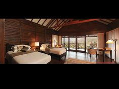 Luxury Chalets at The Oxford Golf and Country Club, Pune.
